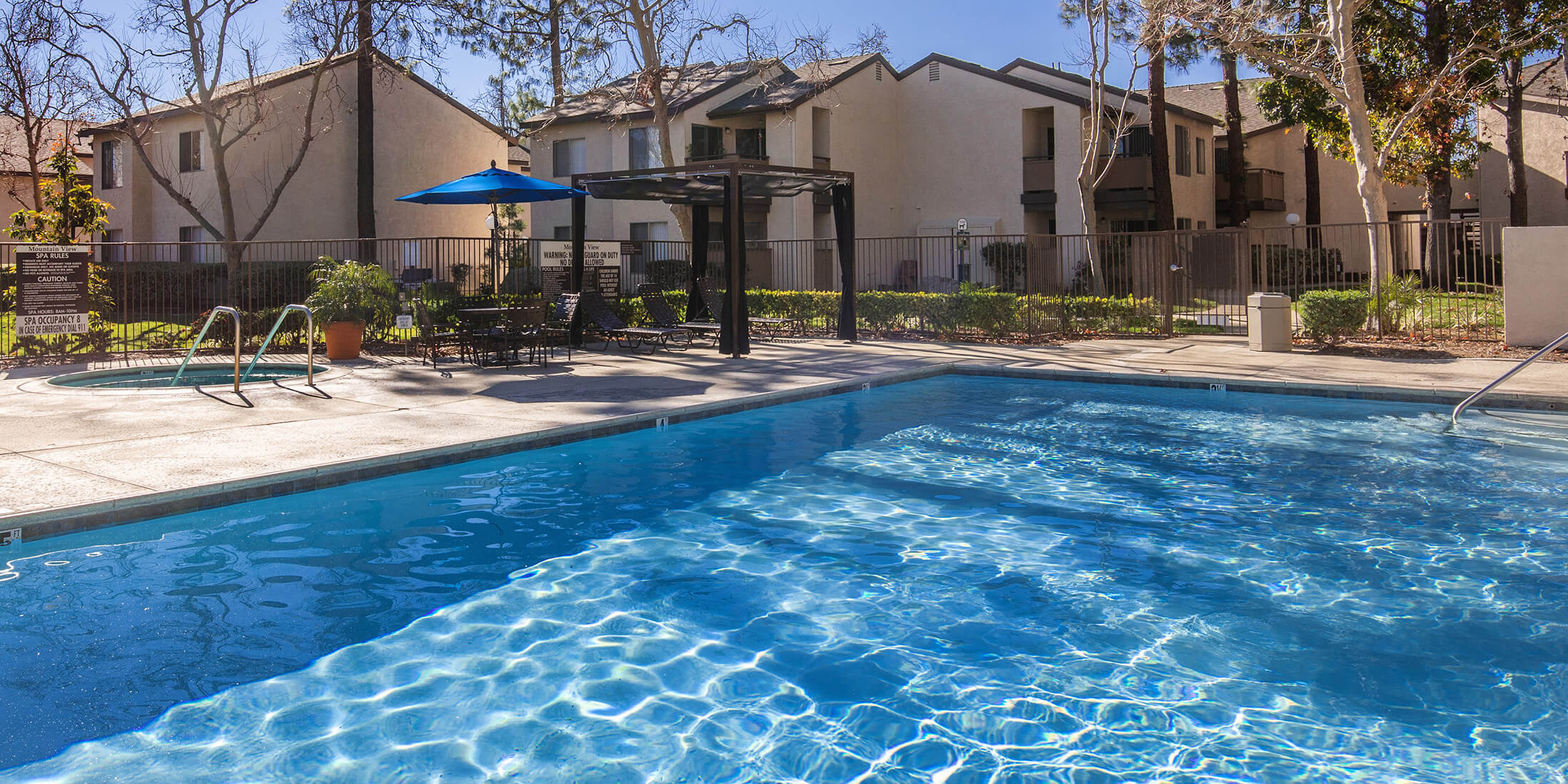 Mountain View Apartment Homes Apartments In Upland Ca